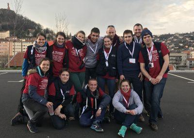 équipe du Puy 2018