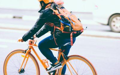 Lyon – Une route vélo au Pélé du Puy !