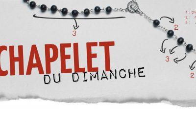 Chapelet pour le Pélé du Puy 2020 – Va, rebâtis mon Église !